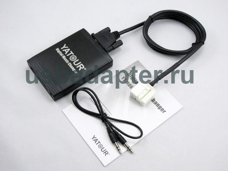 MP3 USB адаптер  YT-M06  SUZUKI/FIAT14-Pin PACR-xxx