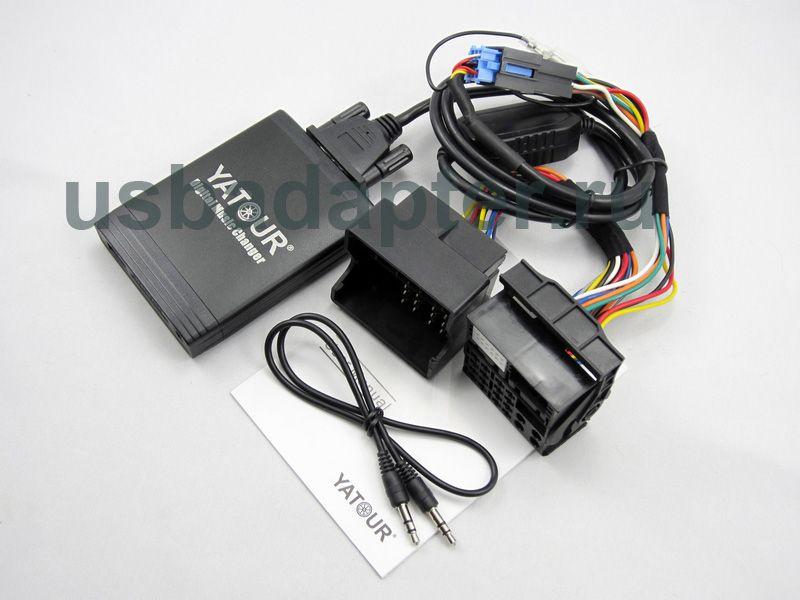 MP3 USB адаптер YT-M06 RENAULT 09