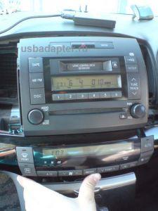 mp3 usb адаптер yatour yt-m06 для toyota